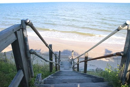 Eastham Cape Cod vacation rental - Steps to the Beach