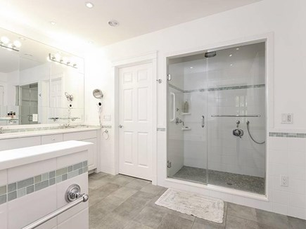 East Orleans Cape Cod vacation rental - Bath with walk-in shower