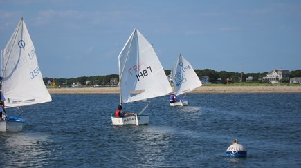 East Falmouth Cape Cod vacation rental - Club sailing lessons! (separate cost)
