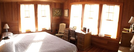East Falmouth Cape Cod vacation rental - Bedroom with king