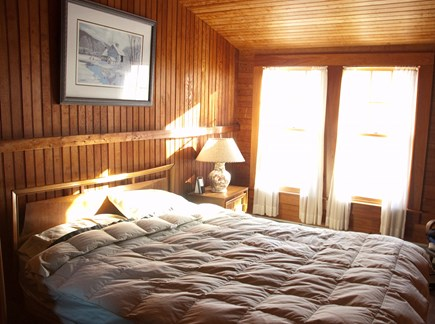 East Falmouth Cape Cod vacation rental - Bedroom with queen