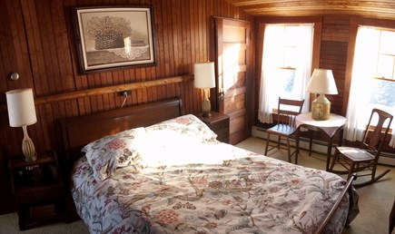 East Falmouth Cape Cod vacation rental - Bedroom with full