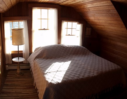 East Falmouth Cape Cod vacation rental - Twin beds (can be pushed together)