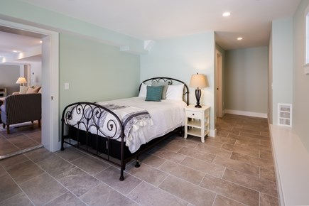 Eastham Cape Cod vacation rental - Bedroom 3 with queen bed on lower level