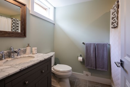 Eastham Cape Cod vacation rental - Bathroom 4 - ensuite with stand up shower