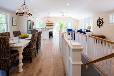 Eastham Cape Cod vacation rental - Large open living space on the main level