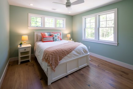 Eastham Cape Cod vacation rental - Bedroom 1 with queen bed on main level