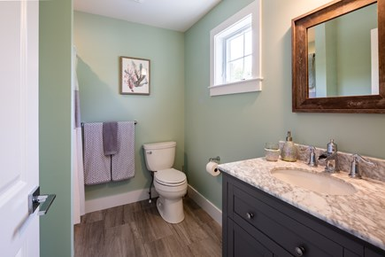 Eastham Cape Cod vacation rental - Bathroom 2 - ensuite with stand up shower