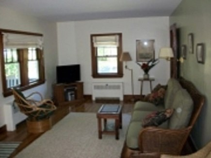Dennis Cape Cod vacation rental - Large sunny living room
