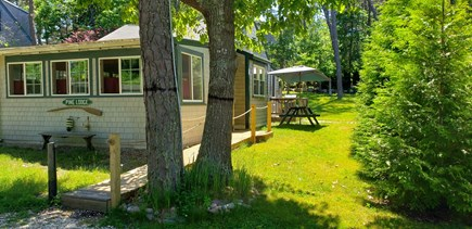 Wellfleet, Pleasant Point Cape Cod vacation rental - Pine Lodge
