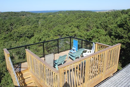 Truro Cape Cod vacation rental - Crow's Nest - Panoramic views, unparalleled sunsets.