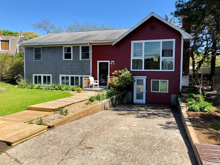 Provincetown Cape Cod vacation rental - Outside front