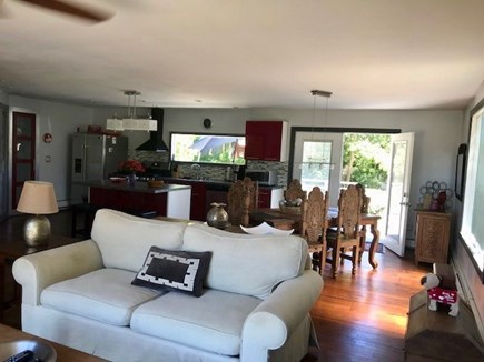 Provincetown Cape Cod vacation rental - Large Bright Open Floor Plan