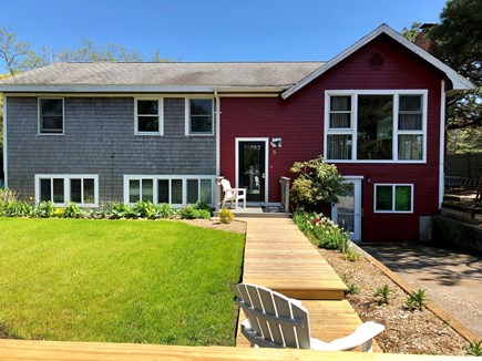 Provincetown Cape Cod vacation rental - Nice Yard Front and Back