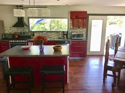 Provincetown Cape Cod vacation rental - Modern Kitchen