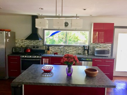 Provincetown Cape Cod vacation rental - Another view of Kitchen
