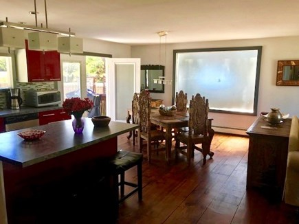 Provincetown Cape Cod vacation rental - Nice Dining Area