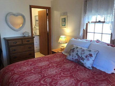 Dennis Port Cape Cod vacation rental - From Master Bedroom into half bath