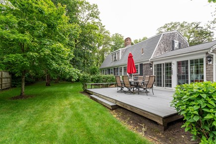 Chatham Cape Cod vacation rental - Outdoor Dining space
