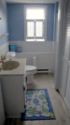 Eastham Cape Cod vacation rental - One of two full bathrooms (and there's an outdoor shower).