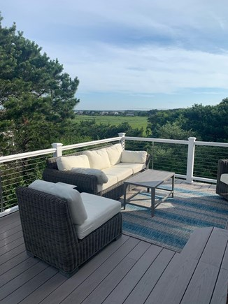 Eastham Cape Cod vacation rental - Spectacular bay / marsh views and first-class outdoor lounging.