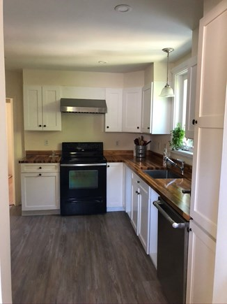 DENNIS Cape Cod vacation rental - Upgraded appliances, increased storage.