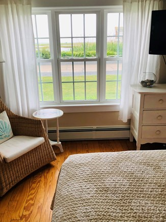 West Dennis Cape Cod vacation rental - Master bedroom with private bath