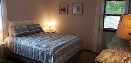 Falmouth Cape Cod vacation rental - Master w/queen bed and private bath