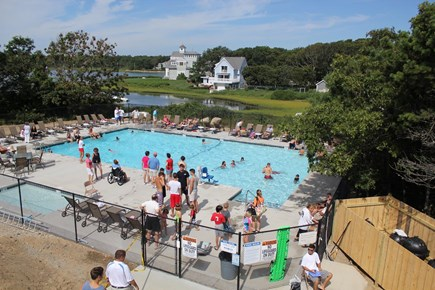 Falmouth Cape Cod vacation rental - Association pool
