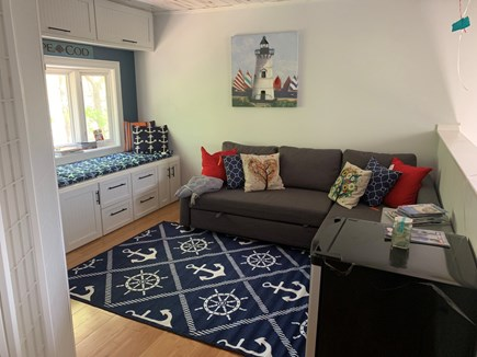 Brewster Cape Cod vacation rental - Den