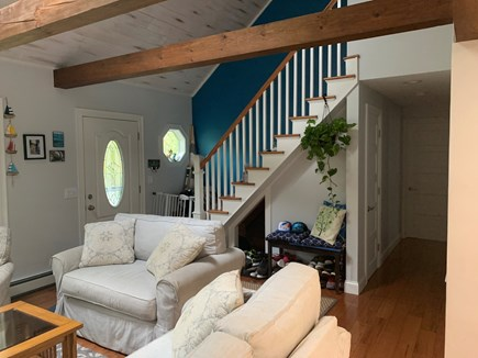Brewster Cape Cod vacation rental - Living Room alternate view