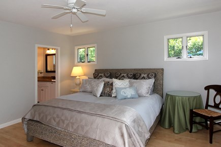 Dennis Cape Cod vacation rental - Master Bedroom en Suite