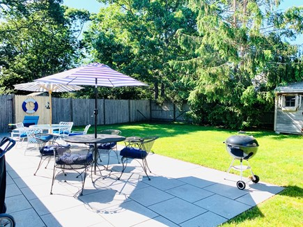 Harwich Port Cape Cod vacation rental - Fenced in private rear yard