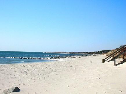 Harwich Port Cape Cod vacation rental - Beach down the street. Nantucket sound.
