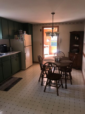 Dennis Cape Cod vacation rental - Eat-in kitchen