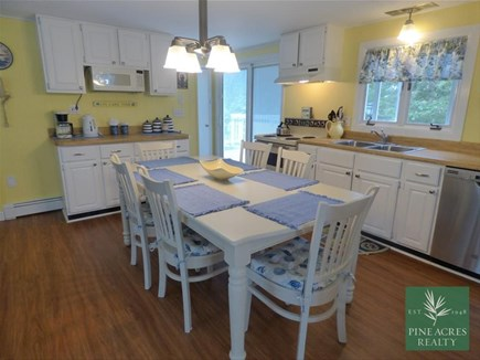 Chatham Cape Cod vacation rental - Cheerful Eat in Kitchen!