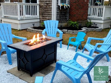 Chatham Cape Cod vacation rental - Fire Pit! Perfect for Relaxing After a Busy Day!