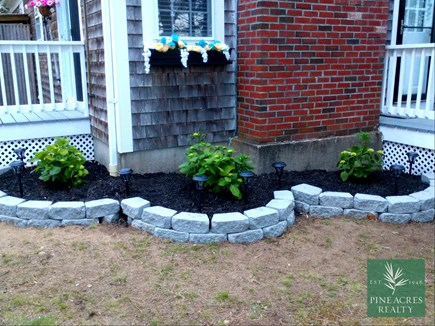 Chatham Cape Cod vacation rental - Landscaped Yard