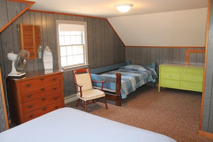 Eastham Cape Cod vacation rental - Bedroom 2 with queen and twin