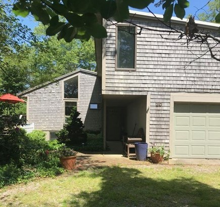 Eastham Cape Cod vacation rental - View from private road. Walk out driveway to Private beach!