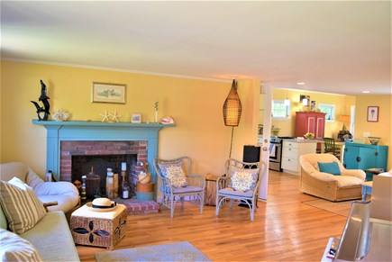 West Yarmouth Cape Cod vacation rental - Open Floor plan