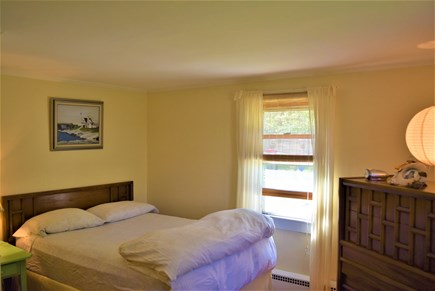West Yarmouth Cape Cod vacation rental - 1st floor double bedroom