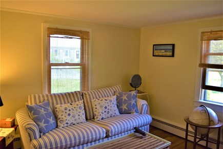 West Yarmouth Cape Cod vacation rental - 1st floor bedroom/den - queen pullout