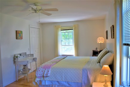 West Yarmouth Cape Cod vacation rental - 2nd floor bedroom - king bed or two twins