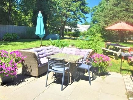 West Yarmouth Cape Cod vacation rental - Beautiful and private backyard