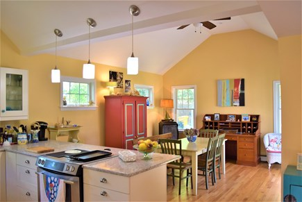 West Yarmouth Cape Cod vacation rental - New Kitchen and dining room addition