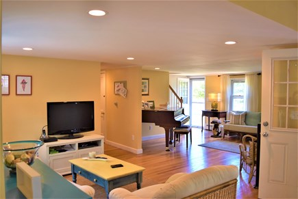West Yarmouth Cape Cod vacation rental - Spacious living room