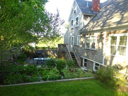 Centerville Centerville vacation rental - Very private patio