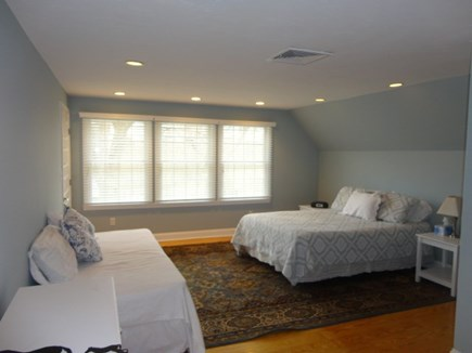 Centerville Centerville vacation rental - King bedroom with extra twin bed
