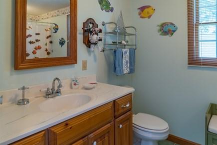 Dennis Port Cape Cod vacation rental - Bathroom